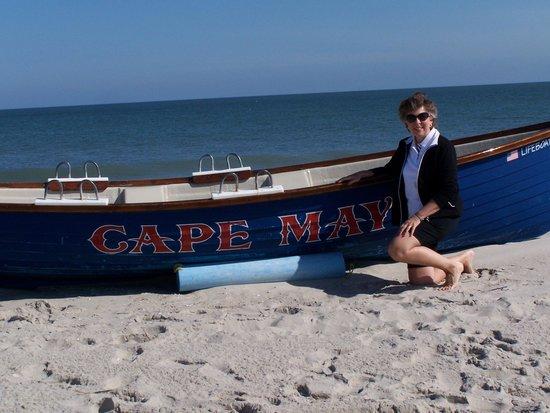 Cape May City Beaches: Cape May