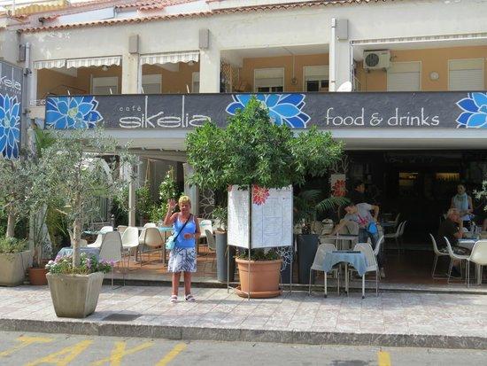 Café Sikelia: Sikelia