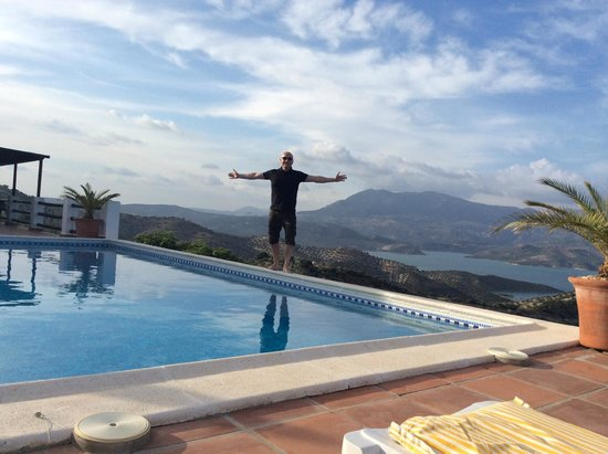 La Loma: on top of the world!