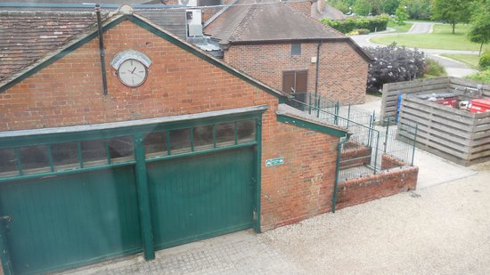 Norton Park - A QHotel: Stunning view from room 3 - outbuildings
