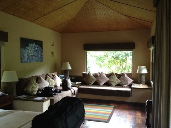 El Silencio Lodge & Spa : Our beautiful cabin!