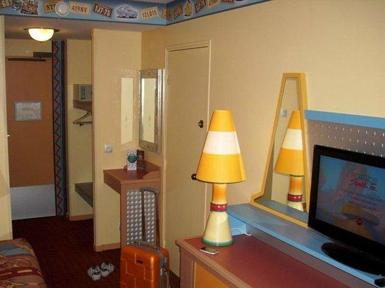 Disney's Hotel Santa Fe : Zimmer