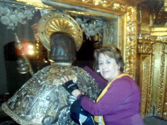 Cathédrale de Saint-Jacques-de-Compostelle : Santiago e eu