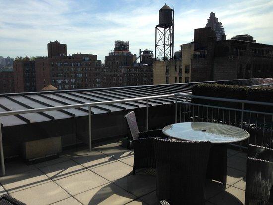 NYLO New York City: Terrace