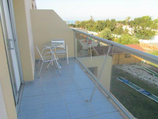 SunConnect Cabogata Garden: Balkon kamer