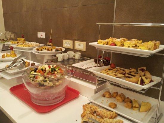 Hotel Accademia : colazione!