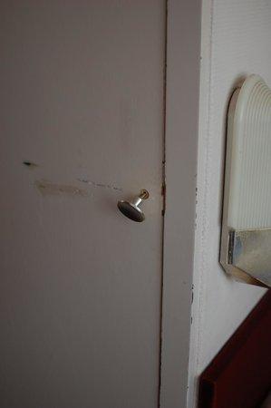 Hotel Hoksbergen : Closet handle