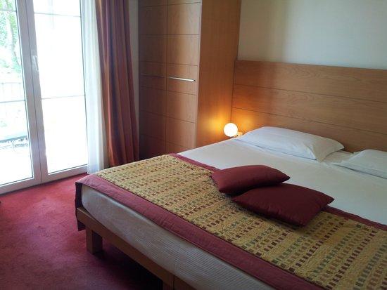 Hotel Accademia : camera