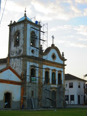 First Church of Our Lady of the Remedies: Iglesia colonial