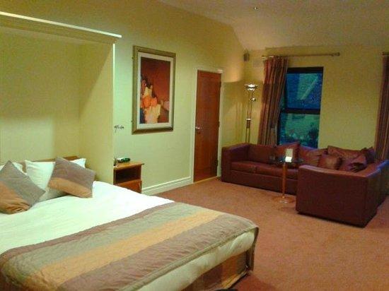Oranmore Lodge Hotel : Cherry Suite