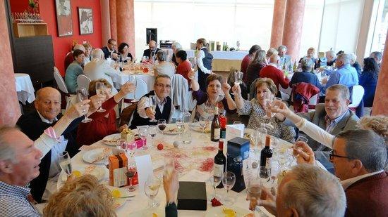 Bonalba Golf Resort & Spa: un geste de joie et d'amitié