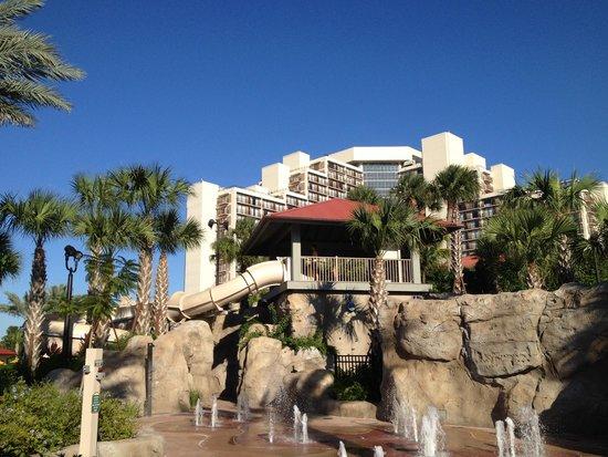 Hyatt Regency Grand Cypress: Hotel View