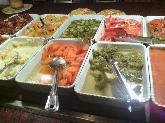 Hotel Riu Palace Punta Cana : Alimentos