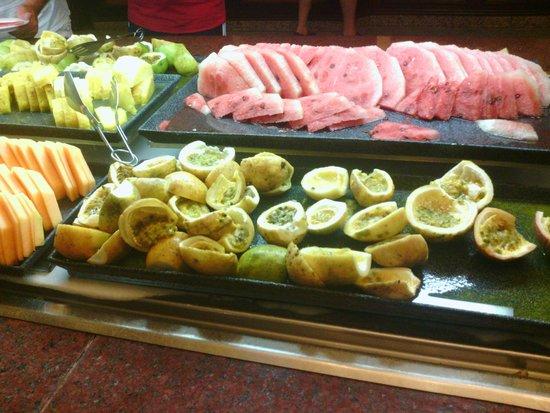 Hotel Riu Palace Punta Cana: Alimentos