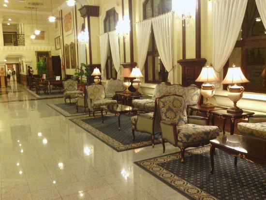 Hotel Riu Palace Punta Cana: Recepcion