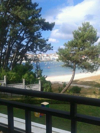 Hotel Inffinit Sanxenxo: best thing about this hotel room!