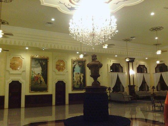 Hotel Riu Palace Punta Cana : Recepcion