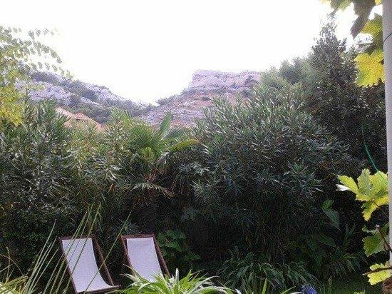 Villa d'Orient : autre vue de la chambre