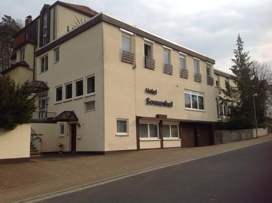 Sonnenhof Hotel in Melsungen DE