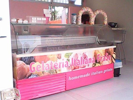 Gelateria FraSe: gelato