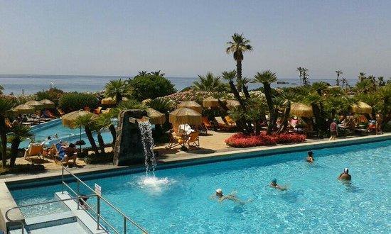 Giardini Poseidon Terme: Una delle piscine