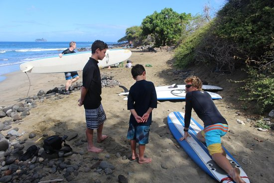 Maui Resorts Surf & Sup