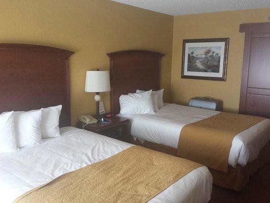 Rosen Inn at Pointe Orlando: room view 2
