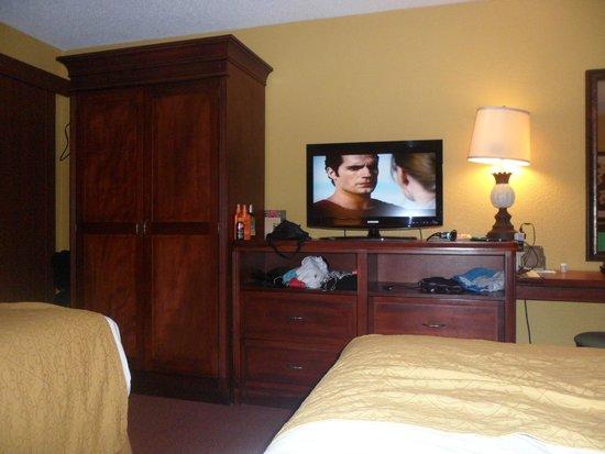 Rosen Inn at Pointe Orlando: room view
