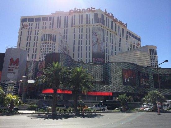 Planet Hollywood Resort & Casino: Vista del hotel