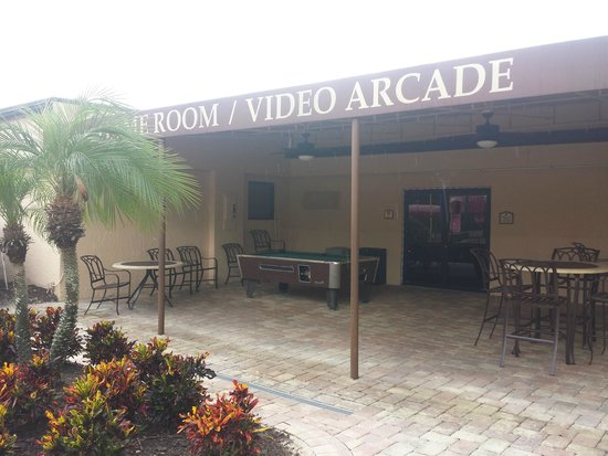 Rosen Inn at Pointe Orlando: kids aera