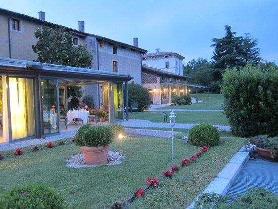 Hotel Villa Del Quar: Dining area