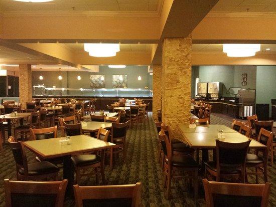Rosen Inn at Pointe Orlando: dining room