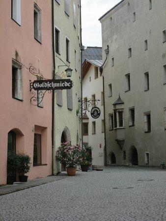 Rattenberg - Medieval pedestrian zone: Rattenberg