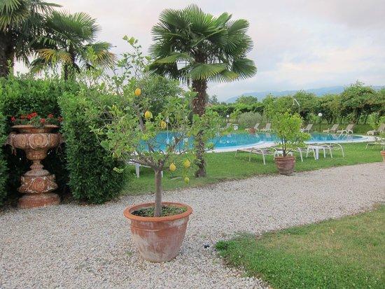 Hotel Villa Del Quar: Swimming pool