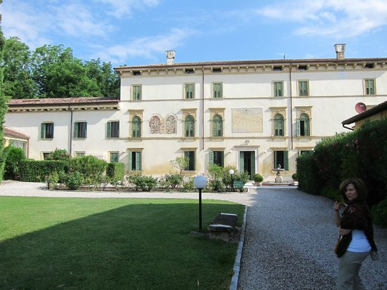 Hotel Villa Del Quar: Facade