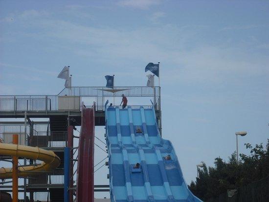 Sirenis Hotel Club Aura : waterpark