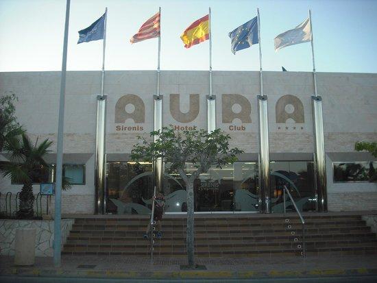 Sirenis Hotel Club Aura : hotel room