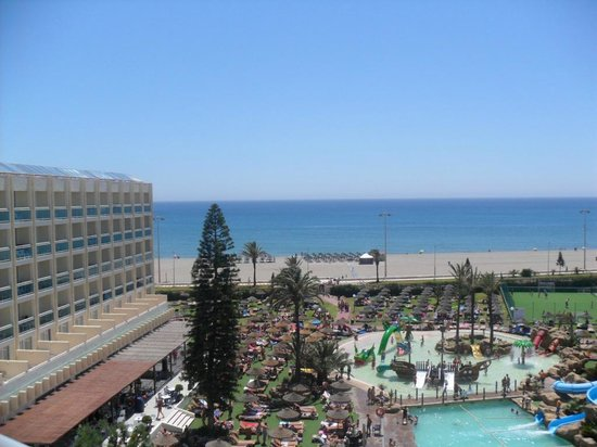 Evenia Zoraida Park: View From Room