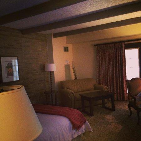 Omni La Mansion del Rio: Our room