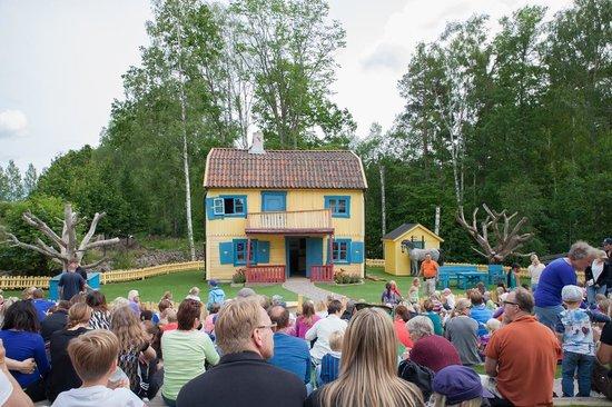 Astrid Lindgren's World: Pippi