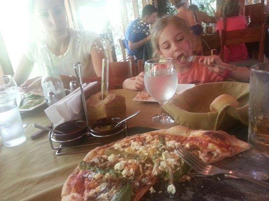 Tramonti: Un dîner en famille