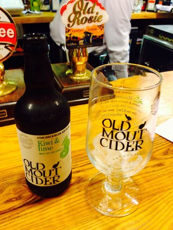 The Roebuck Inn : Beautiful Fruity Cider range