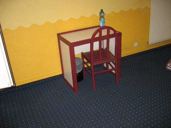 Mon Rêve Amadeus : Chambre 2e etage