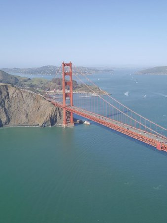San Francisco Bay Area Helicopter Tours