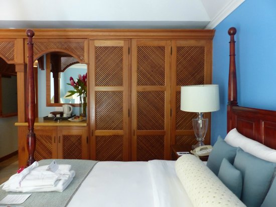 BodyHoliday Saint Lucia : Luxury Ocean Front Room
