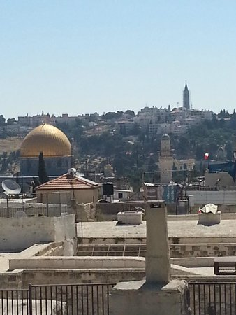SANDEMANs NEW Europe - Jerusalem: Overview of the 4 quarters
