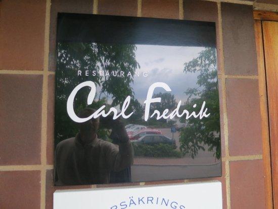 Restaurang Carl Fredrik: Logo
