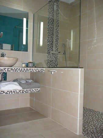 Liberata : salle bain