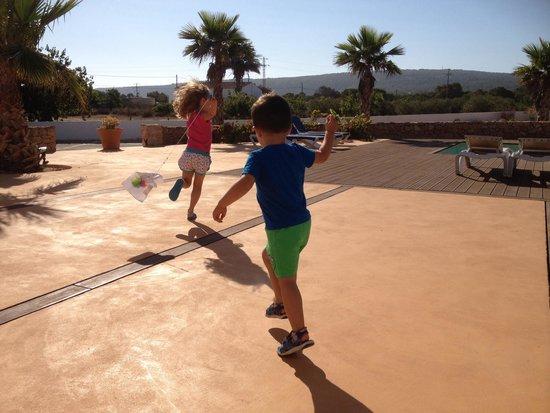 Es Pas Formentera Agriturismo : Paradies