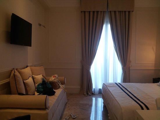 Hotel Baglio Basile: camera